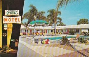 Florida St Petersburg Grant MOtel 1969