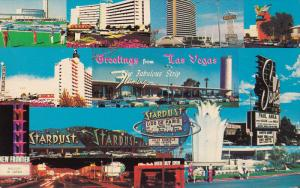 Golf Course, Dunes Hotel, Desert Inn, New Frontier Hotel, Stardust Hotel, Sah...