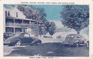 Prince Albert Hotel, Moody, New York, 30s