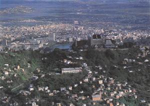 Madagascar Antananarivo Aerial view Panorama