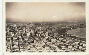 RP: SEATTLE , Washington , 1940s , Panorama #4