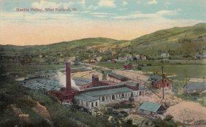 WEST RUTLAND, Vermont, PU-1914; Marble Valley