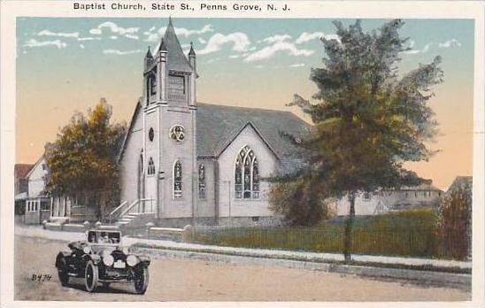 New Jersey Penns Grove Baptist Church State St