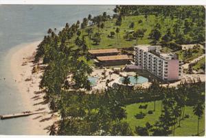 Aerial View, Jamaica Hilton, Swimming Pools, Beach Area, JAMAICA, 40-60's