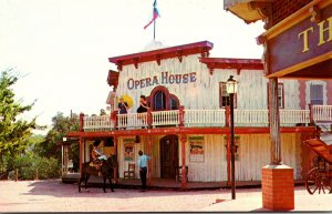 Texas Wimberley Opera House In Pioneer Town At 7A Ranch Resort