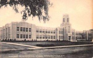 Margaretville Central School in Margaretville, New York