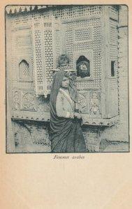 EGYPT , 1898-1907 ; Femmes arabes #2