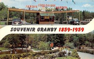 Garnby Quebec Unused