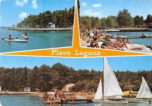 Croatia Plava Laguna Porec Jugoslavija Bungalovi Plava Laguna