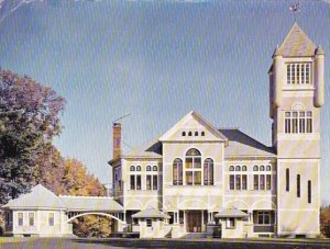 Cumston Hall Monmouth Maine 1972