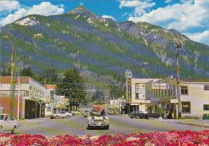 Canada Main Street Hope British Columbia