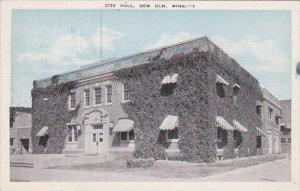 City Hall, New Ulm, Minnesota, 1930s PU