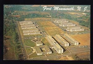 Fort Monmouth, New Jersey/NJ Postcard, Aerial, Meyer Hall, US Army Signal School