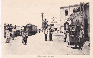 DJIBOUTI , 00-10s ; Les Souks