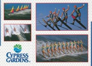 CYPRESS GARDENS , Florida , 1991 ; Skiing