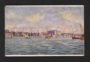 078066 Constantinople Palais Imperial de Dolma Bagtehe Vintage