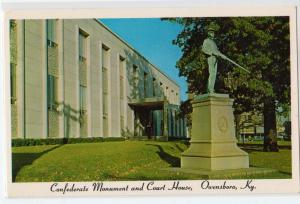 Confederate Monument, Owensboro KY
