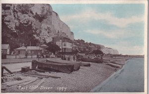 RP; DOVER, Kent, England, 1900-1910's; East Cliff
