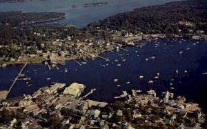 Boothbay Harbor, Maine, ME Boothbay Harbor ME Unused