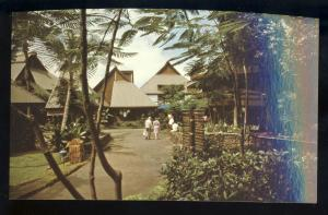 Hilo, Hawaii/HI Postcard, The Marketplace At Waiakea Resort Village