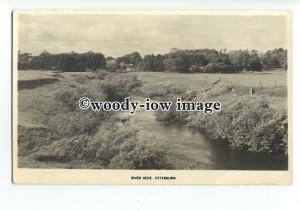 tq1644 - N'Humb - The River Rede, in Otterburn, in the 1950s - Postcard
