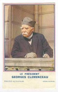 Le President Georges Clemenceau, France, 00-10s