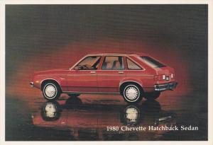 1980 Chevette Hatchback Sedan, 1980's