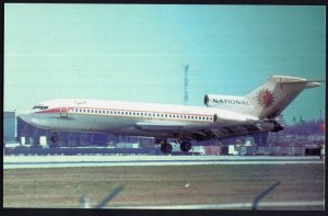National Airlines Boeing 727 Chrome 1950s-1970s