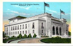 Washington D C International Union Of The American Republic