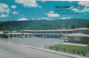 WILLIAMS , Arizona , 1950-60s ; Travelodge