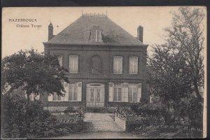France Postcard - Hazebrouck - Chateau Tersen   U1575