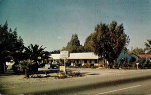 Arizona Tucson The Iowa Motel 1969