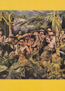 Kid Creole LP Off The Coast Of Me Rare French Postcard