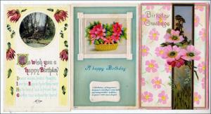 3 - Birthday Cards