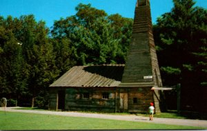 Pennsylvania Titusville The Drake Well