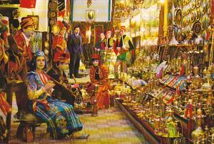 Turkey Istanbul Grand Bazaar Ali Baba Bazar