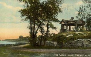MA - Nahant. The Witch House