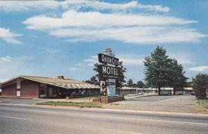 Queen City Motel, CHARLOTTE, North Carolina, 40-60s