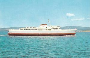 Mv Coho, 750-passenger ferry, Victoria,B.C., Canada,40-60s