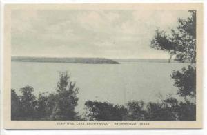 Beautiful Lake Brownwood, Brownwood, Texas, 00-10