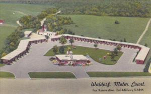 Maryland Waldorf Waldorf Motor Court