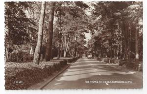 RP UK Avenue to the Sea Branksome Chine Bournemouth