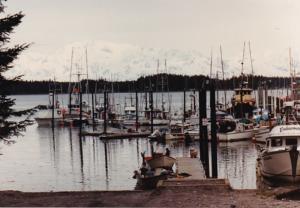 Alaska Yakutat Boat Harbor