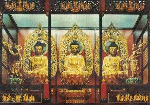Canada Buddha Statues International Buddhist Society Richmond British Columbia