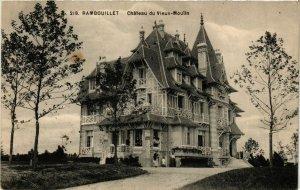 CPA RAMBOUILLET - Chateau du Vieux-Moulin (246605)