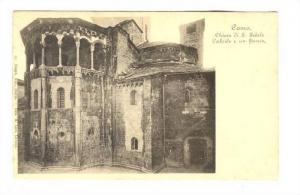 Como , Italy , 1890s : Chiesa di S. Fedele L'abside e un fianco