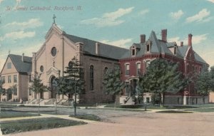 ROCKFORD , Illinois, 1911 ; St James Cathedral