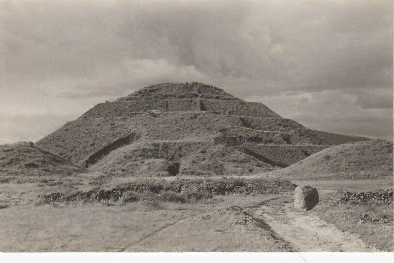 RP; Pyramids , Mexico , 30-40s ; 8 Postcards