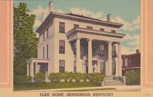 Kentucky Henderson Elks Home