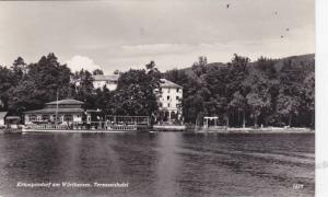RP, Terassenhotel, Krumpendorf am Worthersee, Austria, 1920-1940s